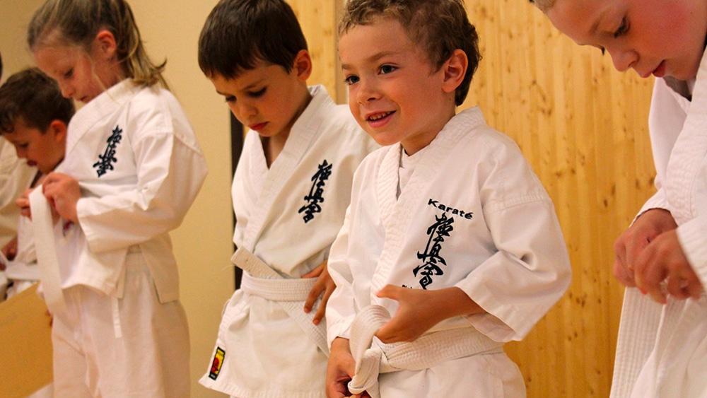 Karate Soyuma Cours Enfants