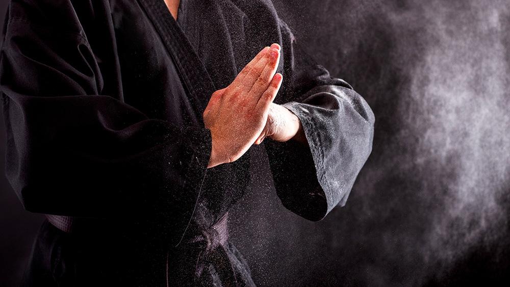 Karate Soyuma Discipline