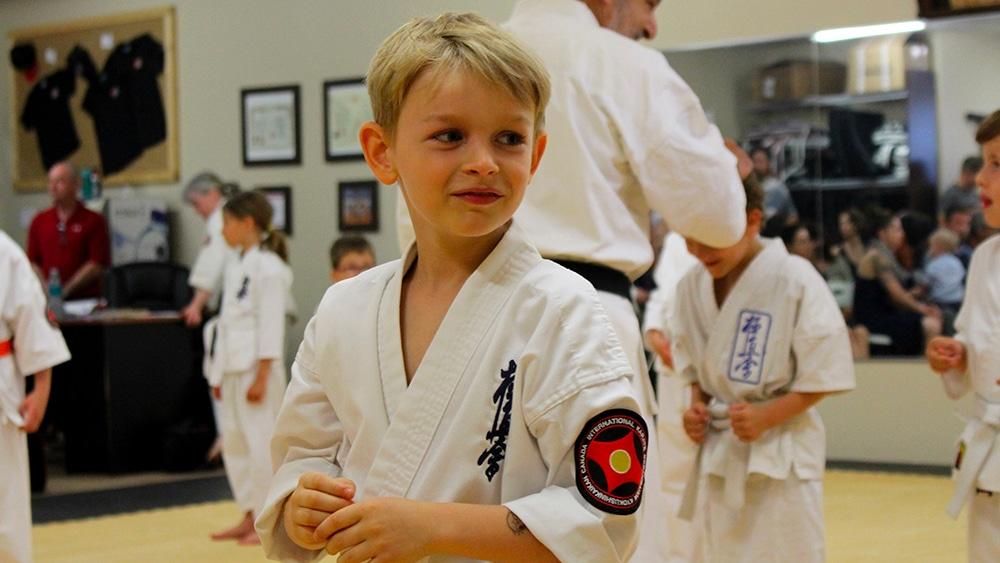 Karate Soyuma Jiu Jitsu Enfant