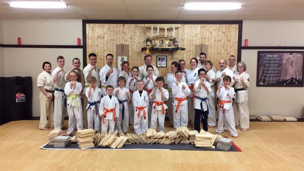 Karate Soyuma KYOKUSHIN