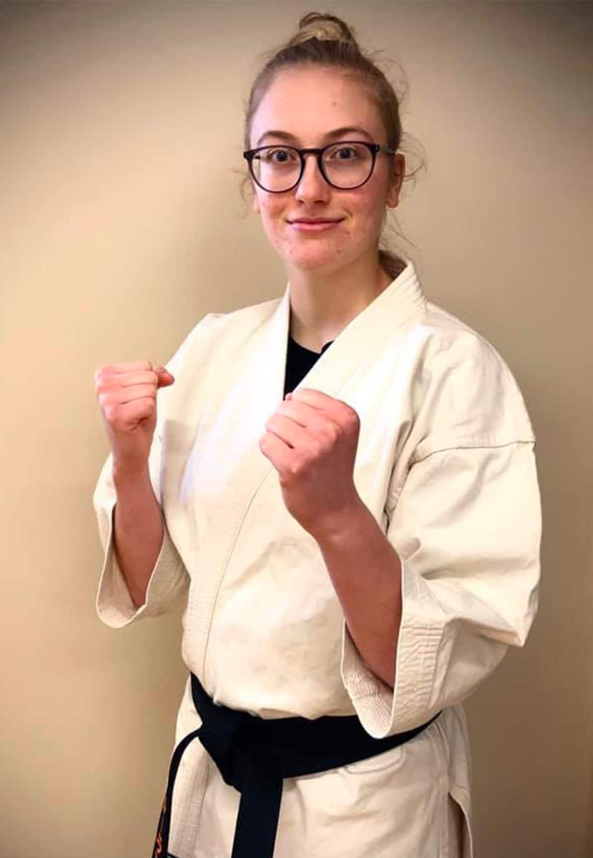 Karate Soyuma Senpai Saint Jean