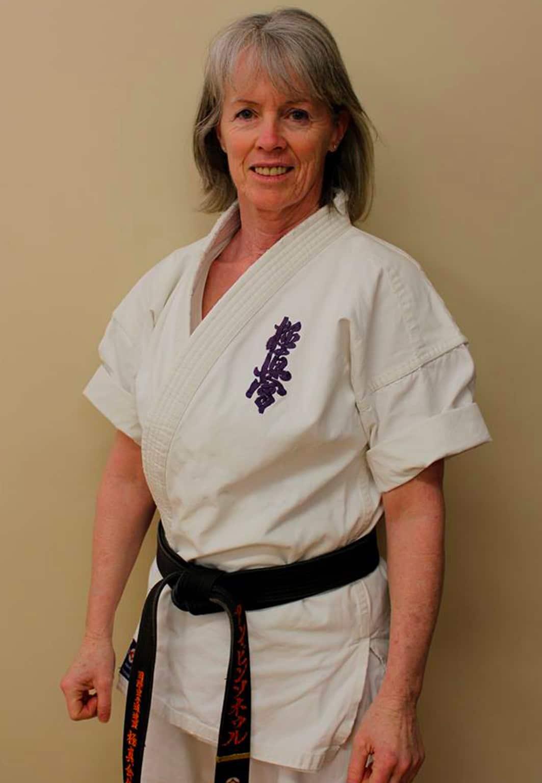 Karate Soyuma Senpai Shodan