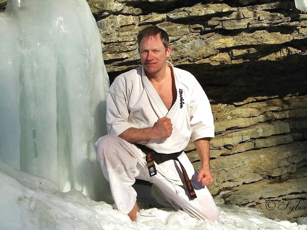 Karate Soyuma Sensei